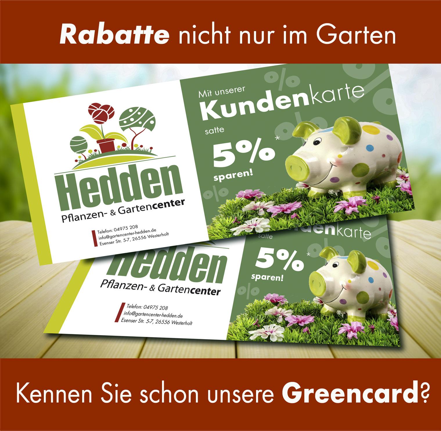 Garten Pflanzencenter Hedden